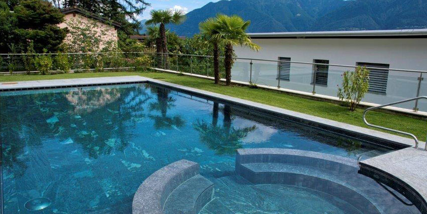 LOCARNO: Magnifico nuovo Appartamento di 4½ locali con stupenda vista lago