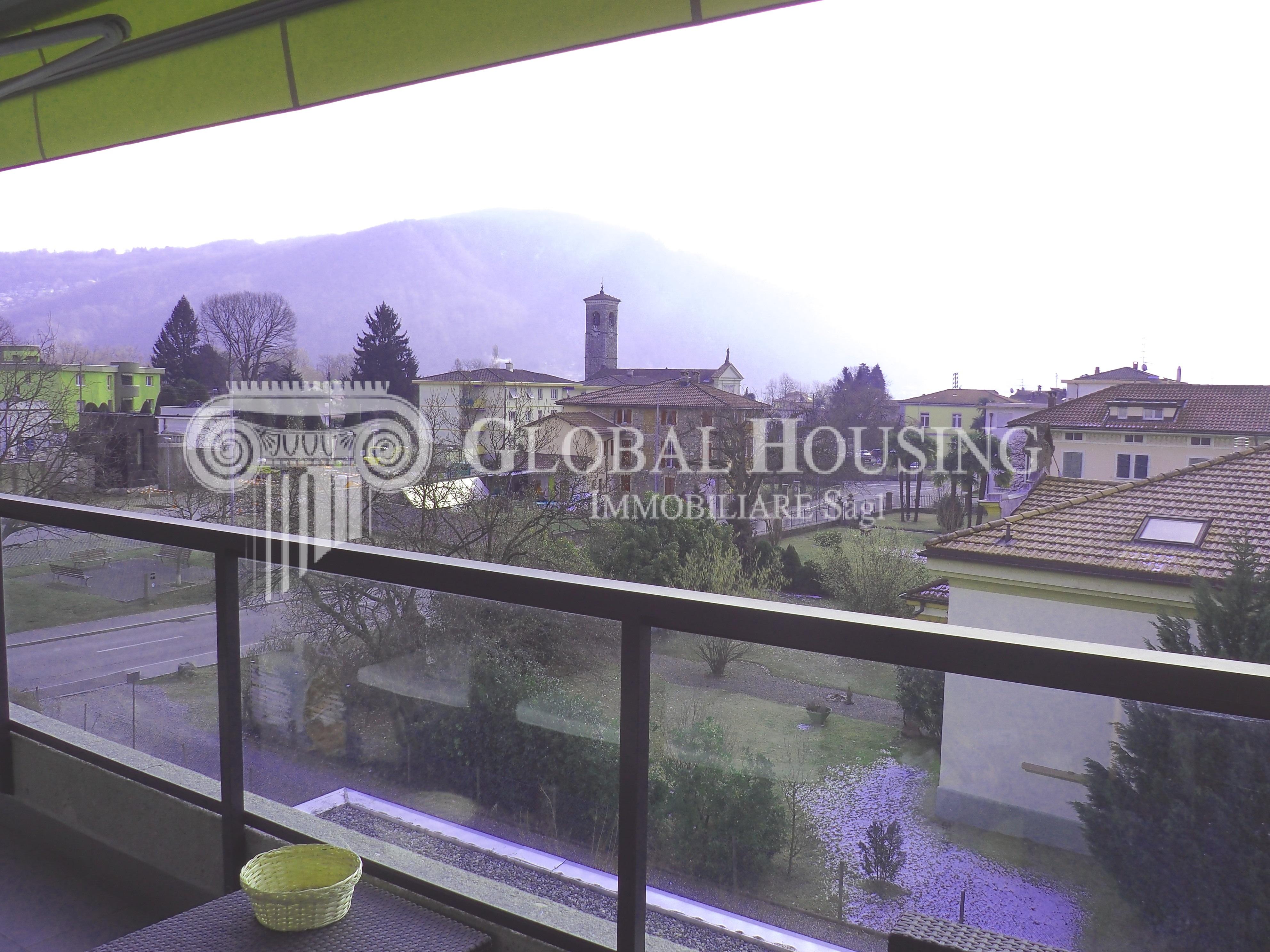 CASLANO: Comodo, moderno e accogliente attico