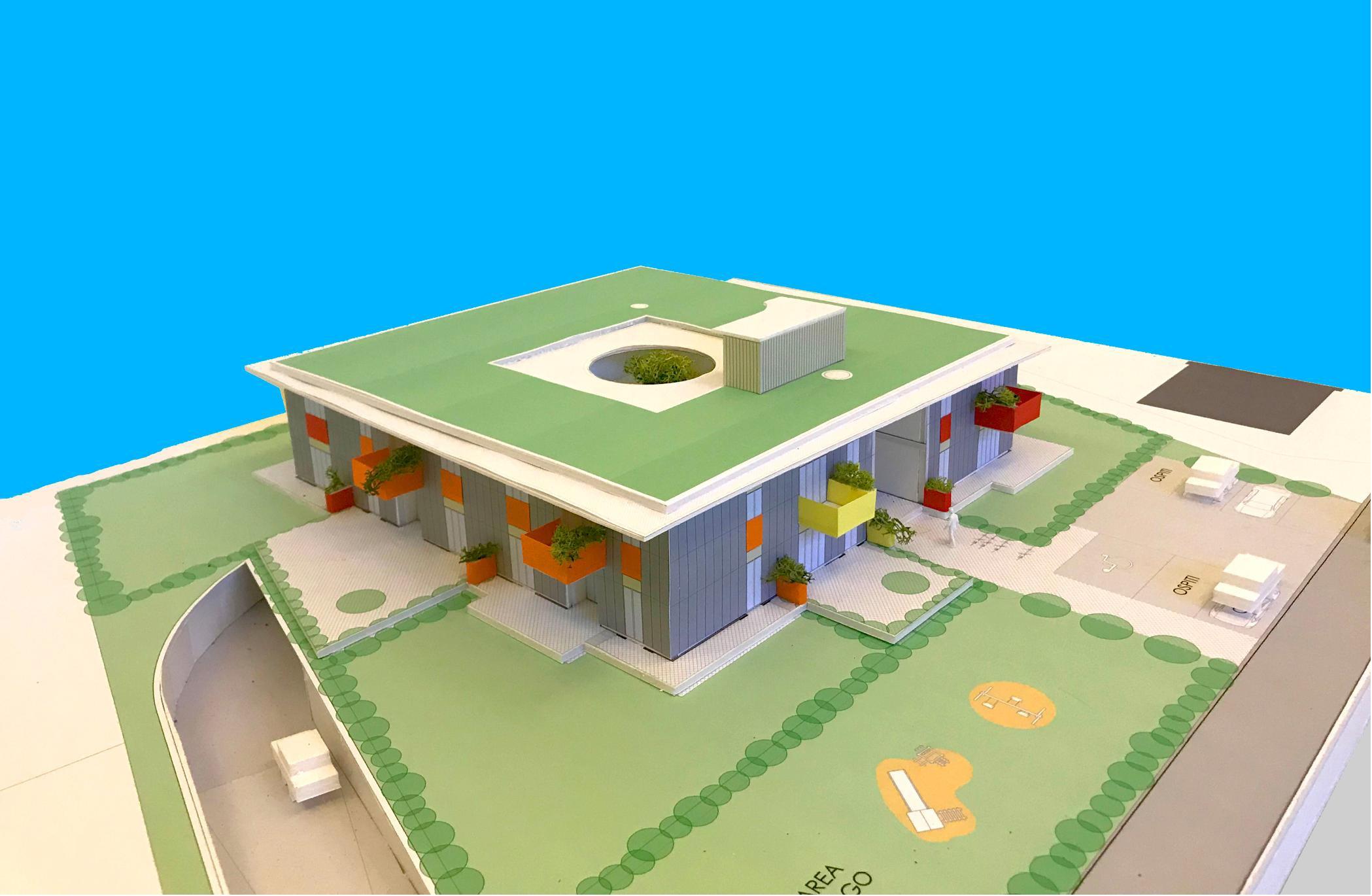 Esclusivi attici e appartamenti con giardino di 4½ locali