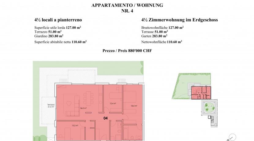 Appartamento NR.4 _ Residenza Il Patio