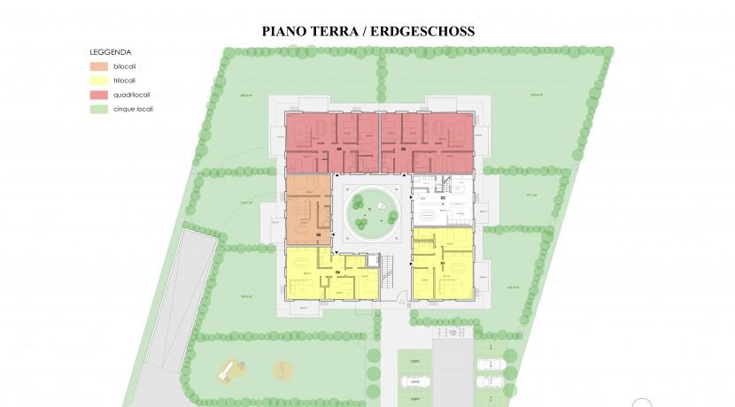 Piano Terra_Residenza Il Patio