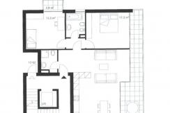 Appartamento Viganello 1