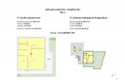Appartamento NR.1 _ Residenza Il Patio