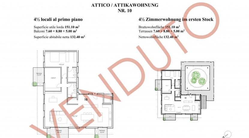 Appartamento NR.10 _ Residenza Il Patio
