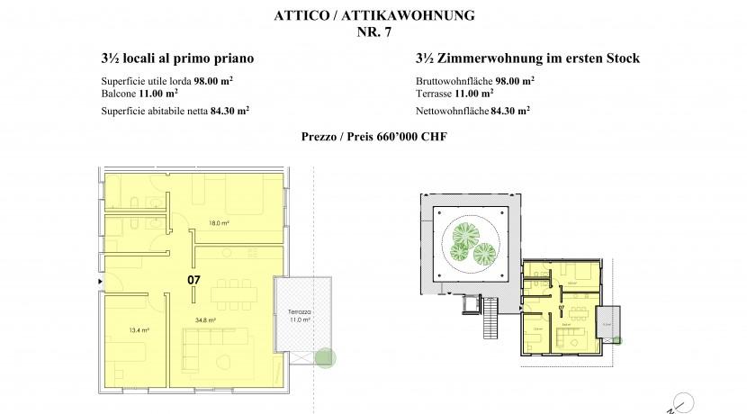 Appartamento NR.7 _ Residenza Il Patio