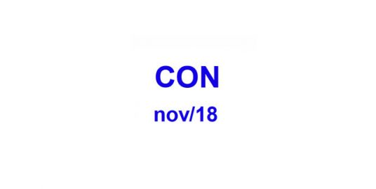 Meta-analisi congiunturale NOV 2018