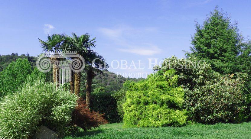 Casa Curio, Giardino I - Giardino