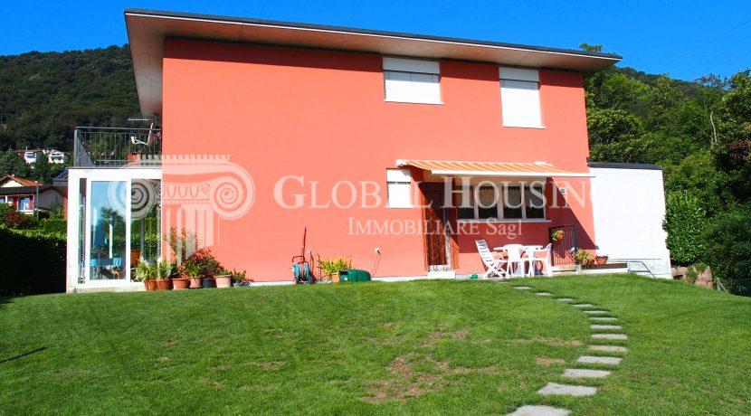 Via D. Bianchi 18, Pura - Facciata giardino 2 - Homegate