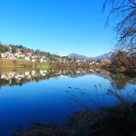appartamento in affitto sul lago di Muzzano